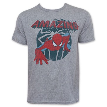 Camiseta Spiderman 114157