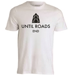 Camiseta de poliéster con impresión por sublimación - Until Roads End
