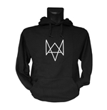 Sudadera WATCH DOGS Fox Logo Large