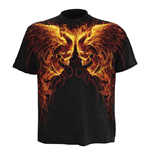Camiseta SPIRAL Burn In Hell Extra Large