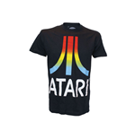Camiseta Atari Colour Gradient Logo Medium