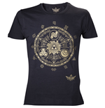 Camiseta NINTENDO LEGEND OF ZELDA Classic Zelda Medium