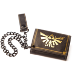 Cartera Legend of Zelda con cadena