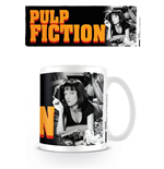 Pulp Fiction Taza Mia
