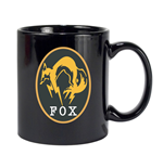 Metal Gear Solid V Ground Zeroes Taza FOX