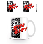 Sin City Taza Comic