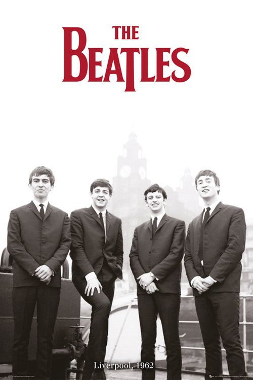 Póster Beatles 115702