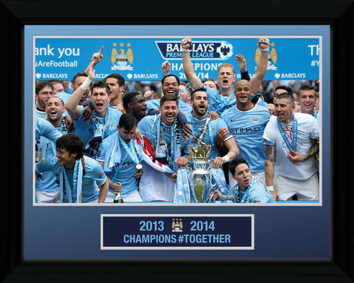 Póster Manchester City FC 115717