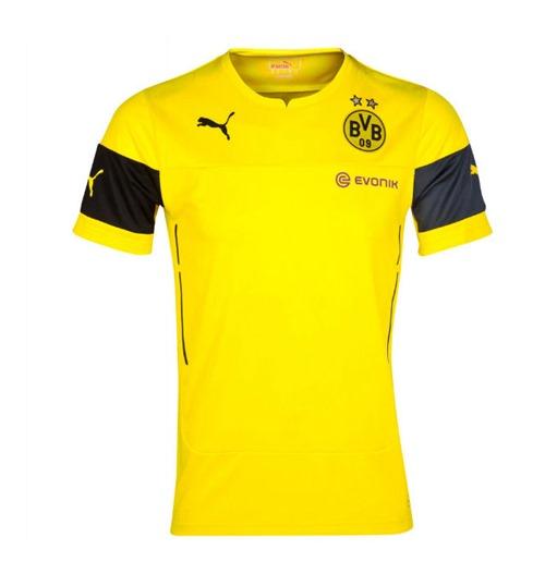 Compra Camiseta entrenamiento Borussia Dortmund 2014-15 Puma de niño c084457cf2042