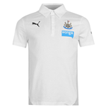 Polo Newcastle United 2014-15 Puma Leisure de niño