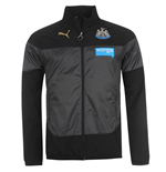 Chaqueta Newcastle United 2014-2015 Puma Leisure de niño