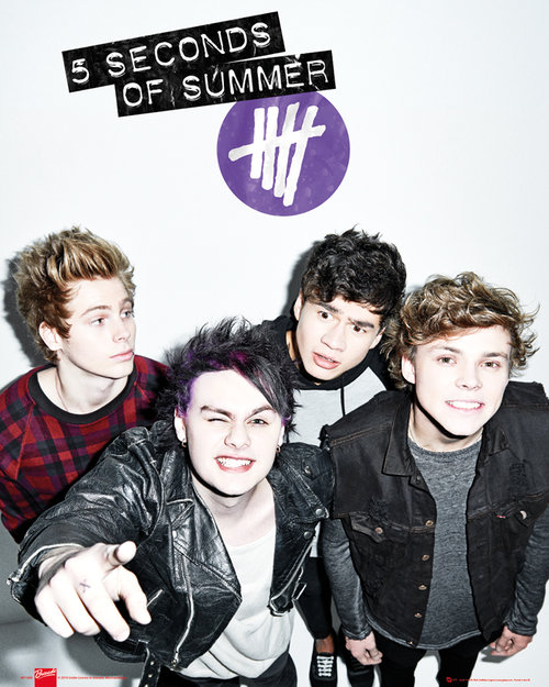 Póster 5 seconds of summer 115986