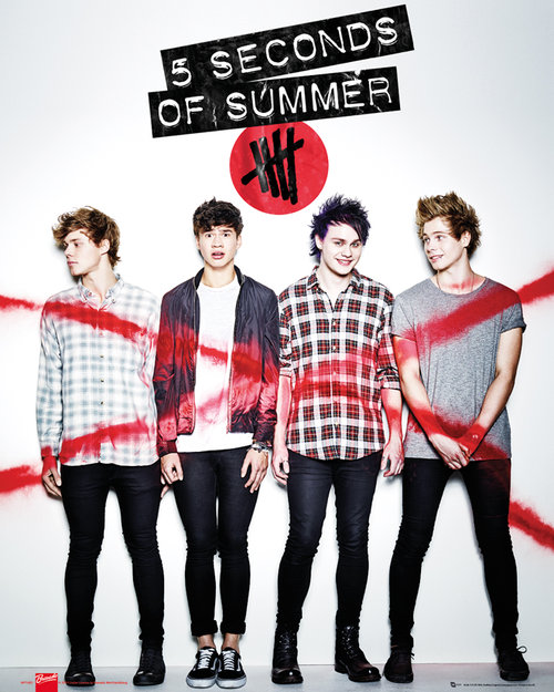 Póster 5 seconds of summer 115989