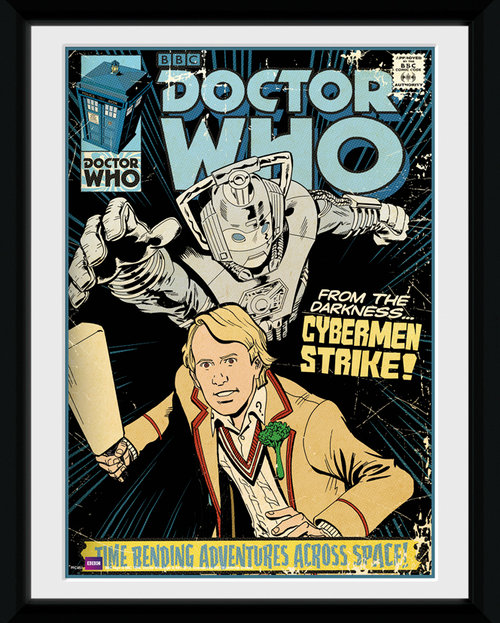 Póster Doctor Who 116038