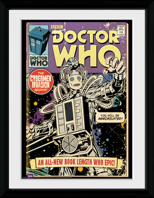 Póster Doctor Who 116042