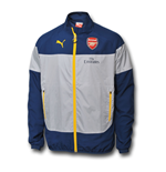 Chaqueta Arsenal 2014-2015 Puma Leisure