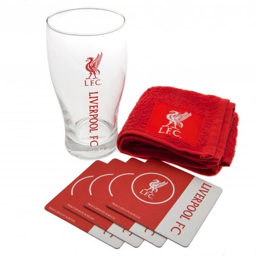 Set Mini bar Liverpool FC