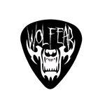 "Púa Fender ""Medium"" - WOLFEAR"