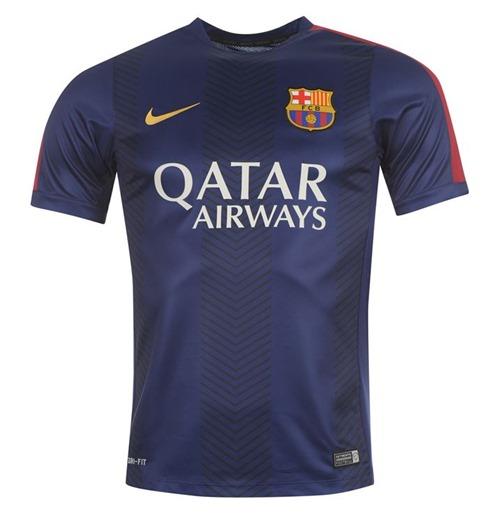 precio camiseta fc barcelona 2015
