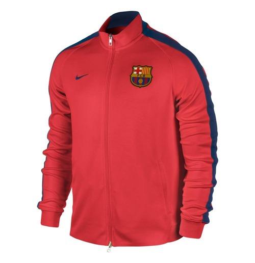 Compra Chaqueta FC Barcelona 2014-2015 Nike Authentic N98 (Crimson) ff7a70d7ac7