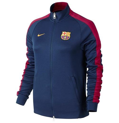 Compra Chaqueta FC Barcelona 2014-2015 Nike Authentic N98 Original 531a700d46c
