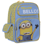 Gru, Mi Villano Favorito 2 Mochila con bolsillos Yellow Bello