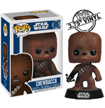 Star Wars POP! Vinyl Cabezón Chewbacca 10 cm