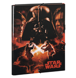 Star Wars Carpeta Darth Vader