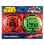Star Wars Pack 2 Calentadores de Mano Set Darth Vader y Yoda