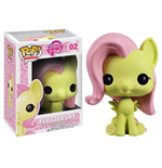 My Little Pony POP! Vinyl Figura Fluttershy 10 cm