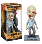 The Walking Dead Wacky Wobbler Cabezón RV Walker Zombie 18 cm