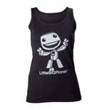 Camiseta LITTLE BIG PLANET Sackboy - de mujer- XL