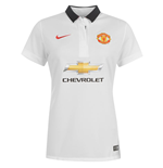 Camiseta Manchester United FC 2014-2015 Away Nike de mujer