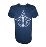 Camiseta ASSASSIN'S CREED Unity Logo -  L