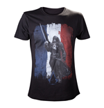 Camiseta ASSASSIN'S CREED Unity French Tricolour - L