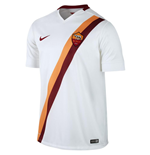 Camiseta  AS Roma 2014-2015 Away Nike