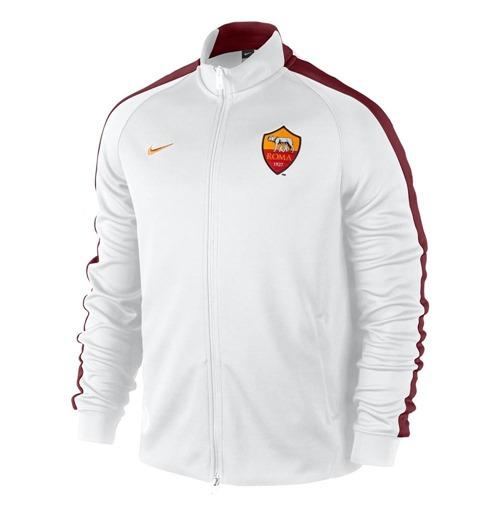 Compra Chaqueta AS Roma 2014-2015 Nike Authentic N98 Original b9dbd927c30