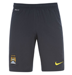 Shorts Manchester City FC 2014-2015 Away Nike de niño