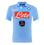 Camiseta Napoli 2014-2015 Authentic Home