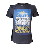 Camiseta SPACE INVADERS Alien Astronauts - XL