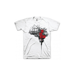 Camiseta THE EVIL WITHIN Barbwired Brain - L