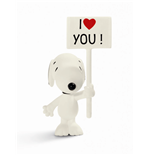 Peanuts Minifigura I Love You! Snoopy 7 cm
