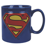 Superman Taza 3D Logo