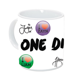 Taza One Direction