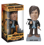 The Walking Dead Wacky Wobbler Cabezón New Biker Daryl 18 cm