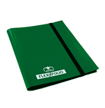 Ultimate Guard 4-Pocket FlexXfolio Carpeta para Cartas Verde