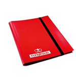 Ultimate Guard 4-Pocket FlexXfolio Carpeta para Cartas Rojo