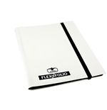 Ultimate Guard 4-Pocket FlexXfolio Carpeta para Cartas Blanco