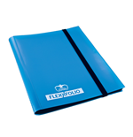 Ultimate Guard 4-Pocket FlexXfolio Carpeta para Cartas Azul
