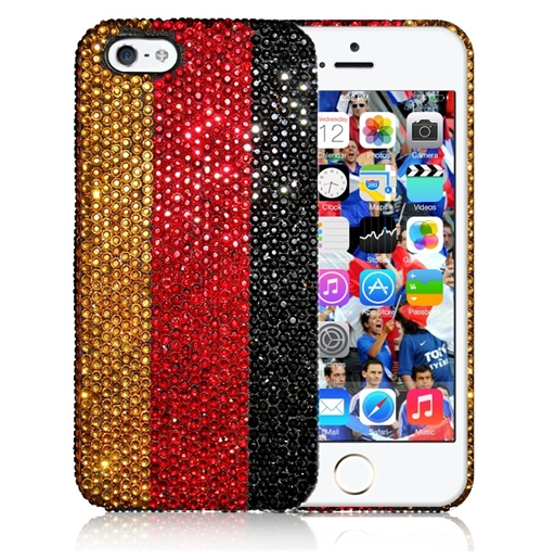 Funda iPhone Alemania Fútbol 118836